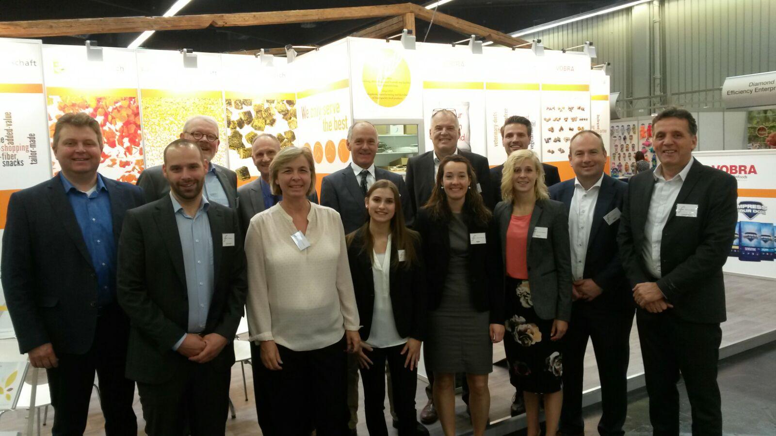 Team Fihumin bedankt sich bei allen Besuchern der Interzoo 2016